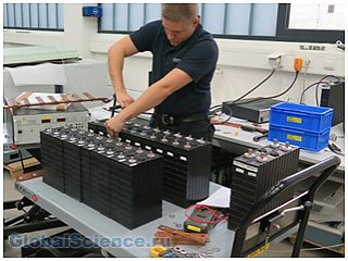 Технология хранения солнечной энергии от немецкого изобретателя