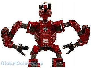Новый робот может проходить сквозь стены и превращаться в танк