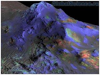 На Марсе обнаружили стекло