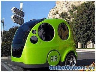 Бензин больше не нужен – автомобили на сжатом воздухе