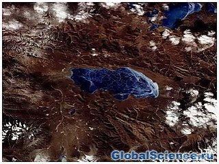 Астрономы выяснили, как происходит формирование озер в космосе