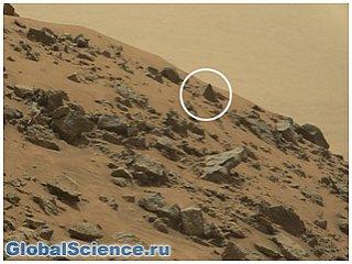 На Марсе и астероиде найдены пирамиды