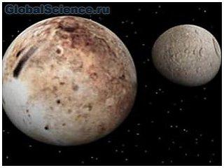 Плутон самый большой карлик солнечной системы