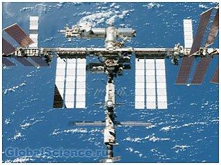 Экипаж МКС укрылся на «Союзе» от космического мусора