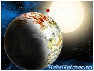 Эксперты NASA обнаружили еще одну планету, схожую с нашей землей