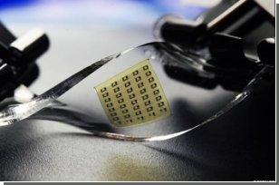 Пластмассовая электроника приведет к появлению гибких ноутбуков