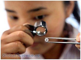 Инженеры использовали для производства алмазов CO2