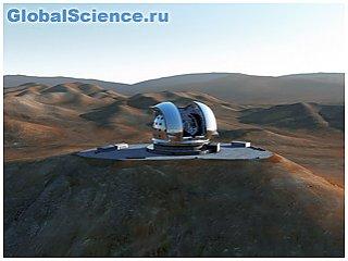 На телескопе LSST будет установлена самая современная цифровая камера