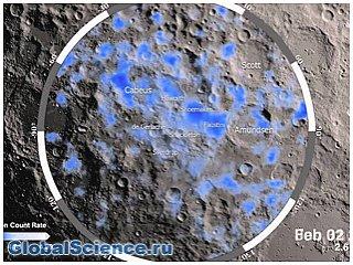 Ученые: вода на Луне накопилась благодаря астероидам, а не кометам