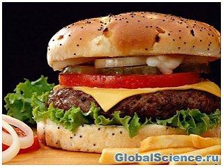 Некоторые продукты питания могут уменьшить мозг человека