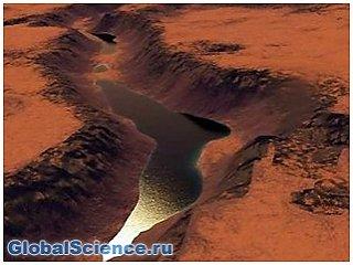 Найденная на Марсе вода дает надежду на обнаружение жизни