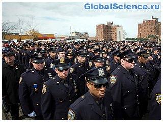 На службе полиции Нью-Йорка появились мобильные рентгеновские установки