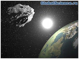 NASA опубликовало снимки надвигающегося на Землю гигантского астероида
