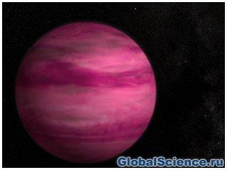 Астрономы обнаружили планету с расплавленным железом в облаках
