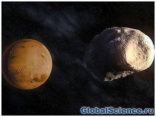 Упадёт ли на Марс его спутник Фобос