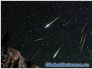 Сегодня начался самый мощный звездопад года — Геминиды