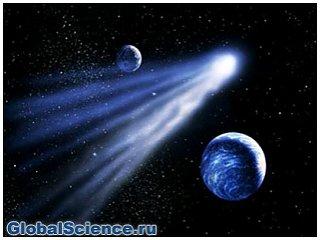 В январе 2016 года мимо Земли пролетит необычная комета Каталина