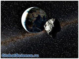 Рядом с Землей 19 декабря пролетит астероид 2015 YB