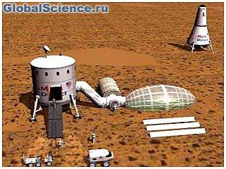 NASA опубликовало видеоролик о строительстве первой колонии на Марсе