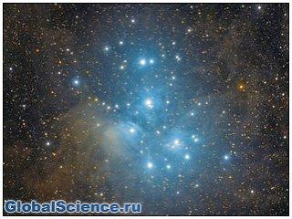 Астрономы обнаружили массивные беглые звезды