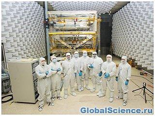 Продолжается сборка нового космического телескопа им. Джеймса Уэбба