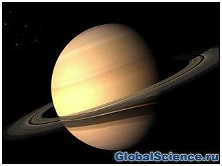 Астрономы показали метановый Сатурн