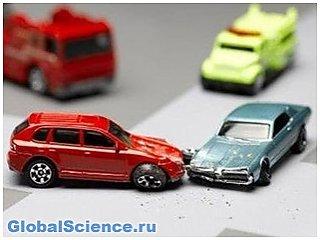 Ученые назвали главную причину аварий на дорогах
