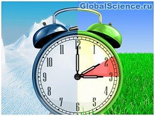 Перевод часов может вызвать инсульт