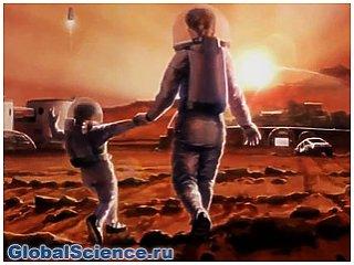 Стивен Хокинг: уже в ближайшее столетие люди заселят Марс