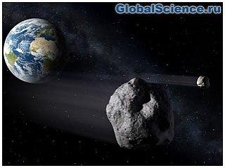 Около Земли пролетели два крупных астероида