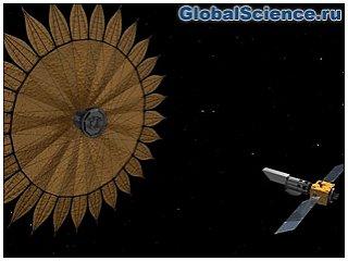 Гигантский зонт может спасти человечество от глобального потепления