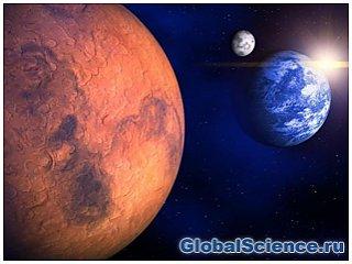 Жители Петербурга в белые ночи увидят противостояние Марса