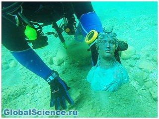 В Израиле дайверы нашли клад древнего затонувшего корабля