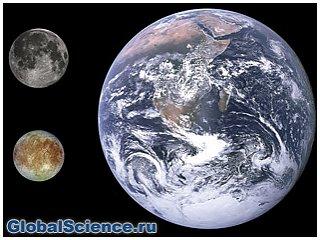 Состав океана на спутнике Юпитера предположительно схож с  химическим балансом на Земле