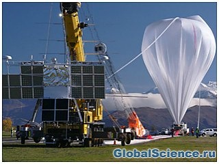 Китайцы намерены запустить человека в космос на воздушном шаре