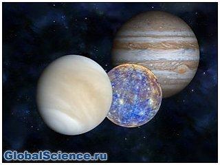Люди на Земле увидят уникальное явление с «поцелуем» Венеры и Юпитера