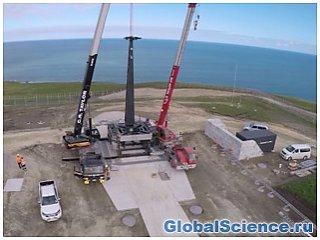 Первый в мире частный космодром открылся в Новой Зеландии