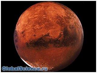 Ученые обнаружили на Марсе подходящее место для жизни