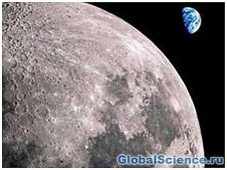 При изучении лунной поверхности было обнаружено огромное сооружение