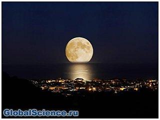 Самое крупное суперлуние века ожидается 14 ноября 2016 года