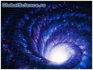 тоннель в центре галактики
