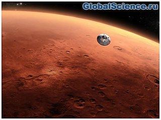 Видео с новой статуей на Марсе появилось в сети