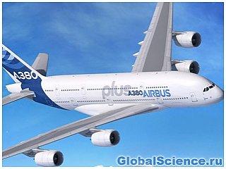 Airbus создала самый большой пассажирский самолет