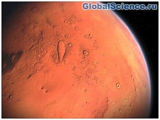 Ученые обнаружили смертоносное вещество в почве Марса