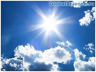 Ученые: Солнечный свет стал ярче для человеческого глаза