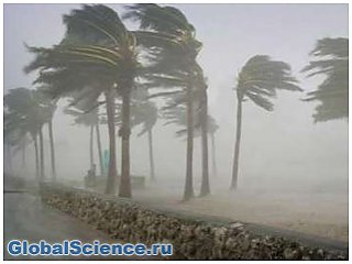 Ученые зафиксировали аномальный рост силы атлантических ураганов