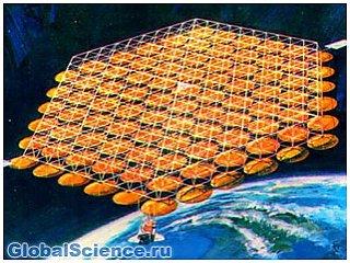 Проект гелиоплан, недорогой компонент космических электростанций и транспортных систем будущего