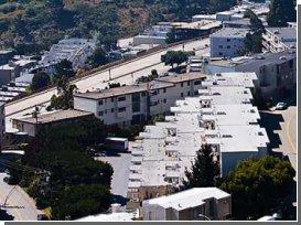 Белые крыши как способ борьбы с глобальным потеплением?