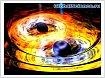 Ученые ожидают мощного взрыва при столкновении двух черных дыр