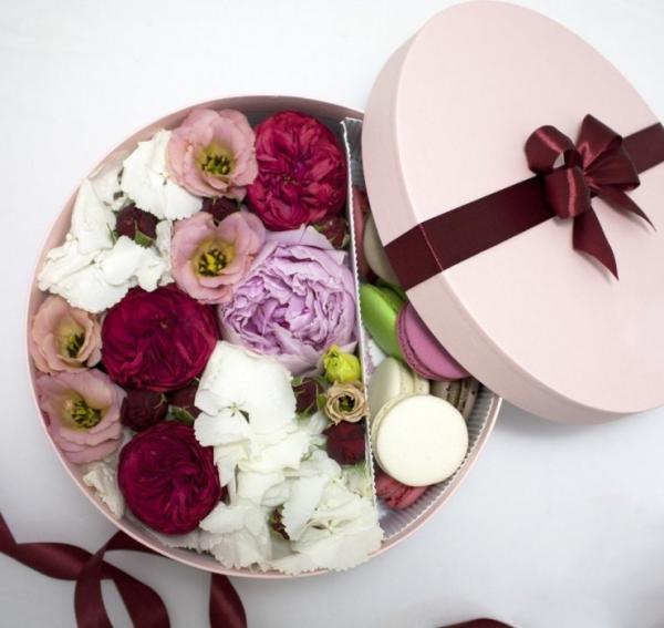 Какая подарочная флористика самая популярная сегодня?